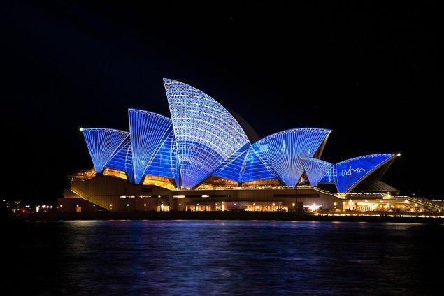 Сидневская опера
