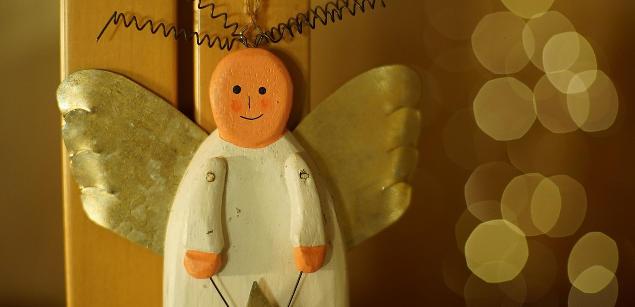 игрушка ангел