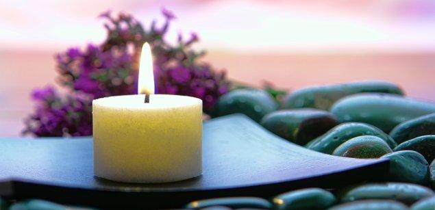 релакс свеча