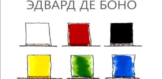 «Шесть шляп мышления» Эдварда де Боно