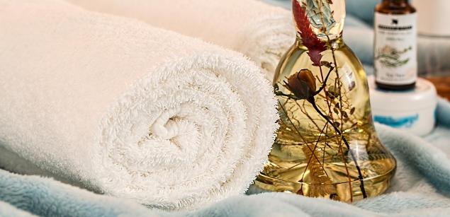полотенце для массажа