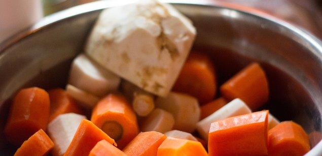 рецепты с корнем сельдерея