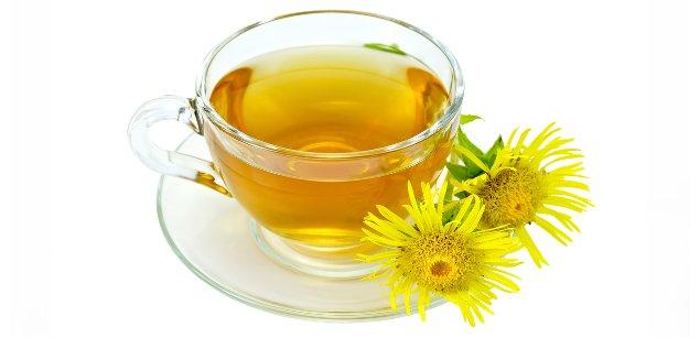 чай с девясилом